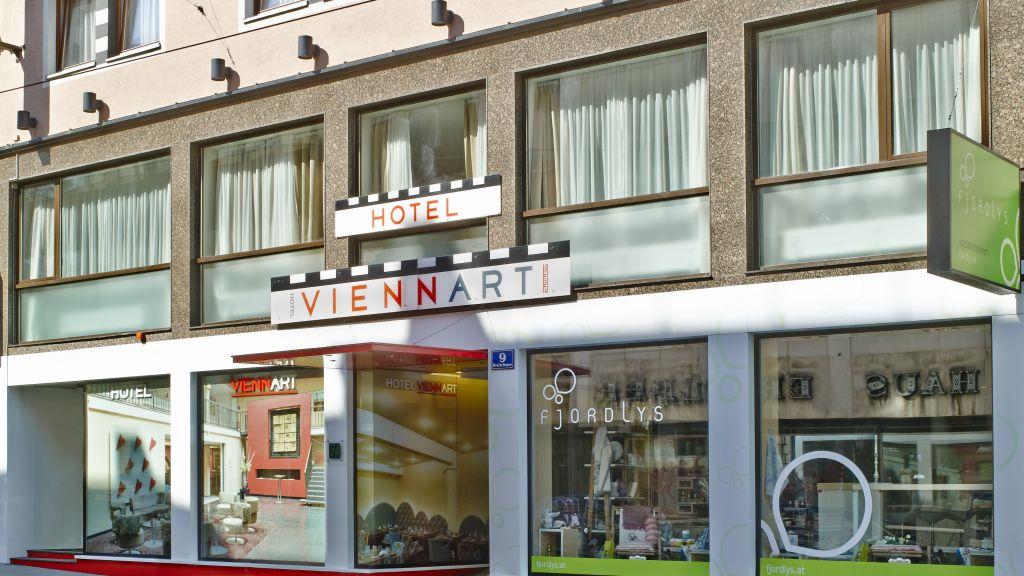 Viennart Hotel Am Museumsquartier 7 Bezirk Neubau 4 Sterne