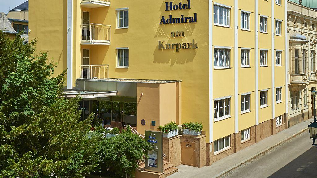 Admiral Am Kurpark Baden Bei Wien 4 Sterne Hotel Tiscover