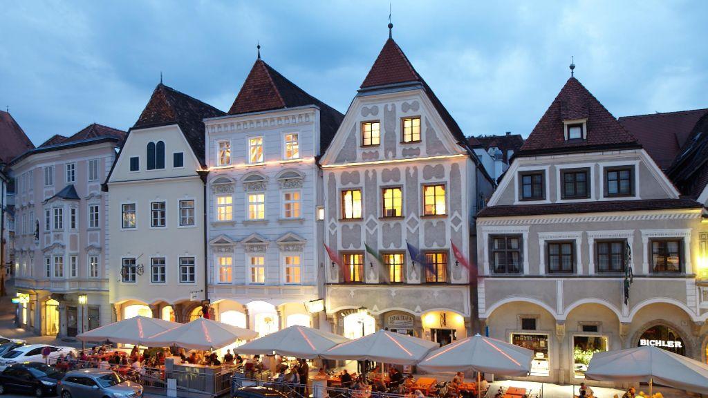 Stadthotel Styria Steyr Aussenansicht - Stadthotel_Styria-Steyr-Aussenansicht-69503.jpg