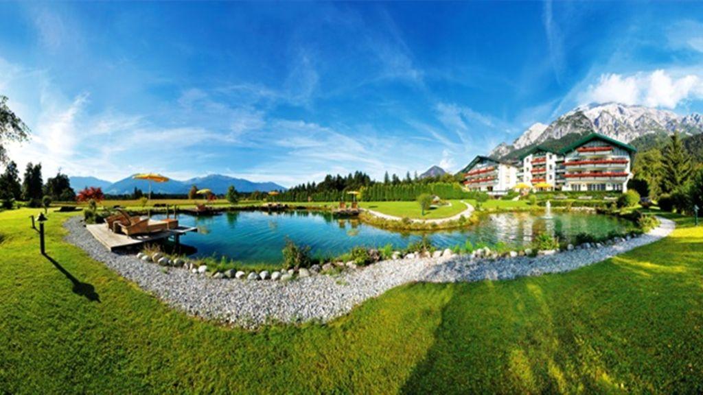 Speckbacher Hof Alpenhotel Gnadenwald Hotel outdoor area - Speckbacher_Hof_Alpenhotel-Gnadenwald-Hotel_outdoor_area-69964.jpg