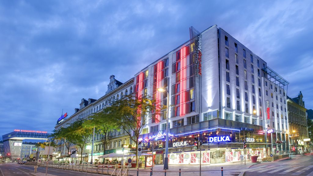 IntercityHotel Wien Aussenansicht - IntercityHotel-Wien-Aussenansicht-2-70562.jpg