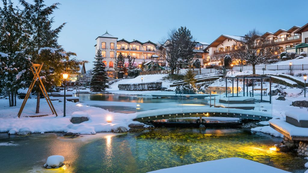 Spa Hotels Near Salzburg