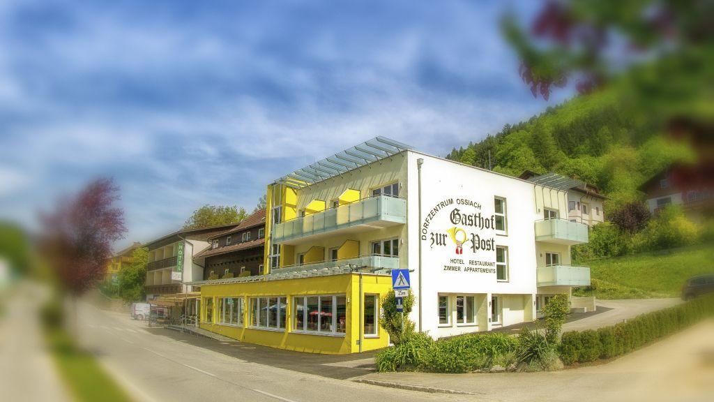 Zur Post Gasthof Ossiach Aussenansicht - Zur_Post_Gasthof-Ossiach-Aussenansicht-3-77457.jpg