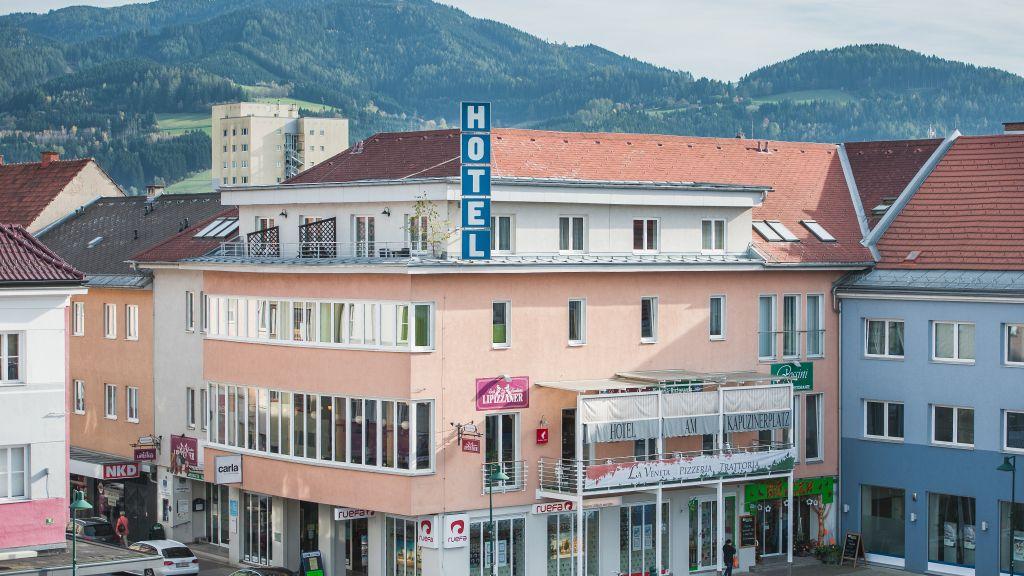 Hotel am Kapuzinerplatz Knittelfeld Hotel outdoor area - Hotel_am_Kapuzinerplatz-Knittelfeld-Hotel_outdoor_area-84344.jpg