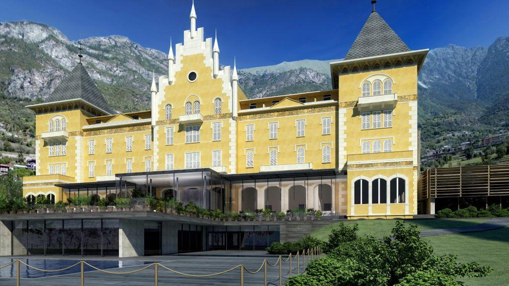 Hotel Billia Saint Vincent