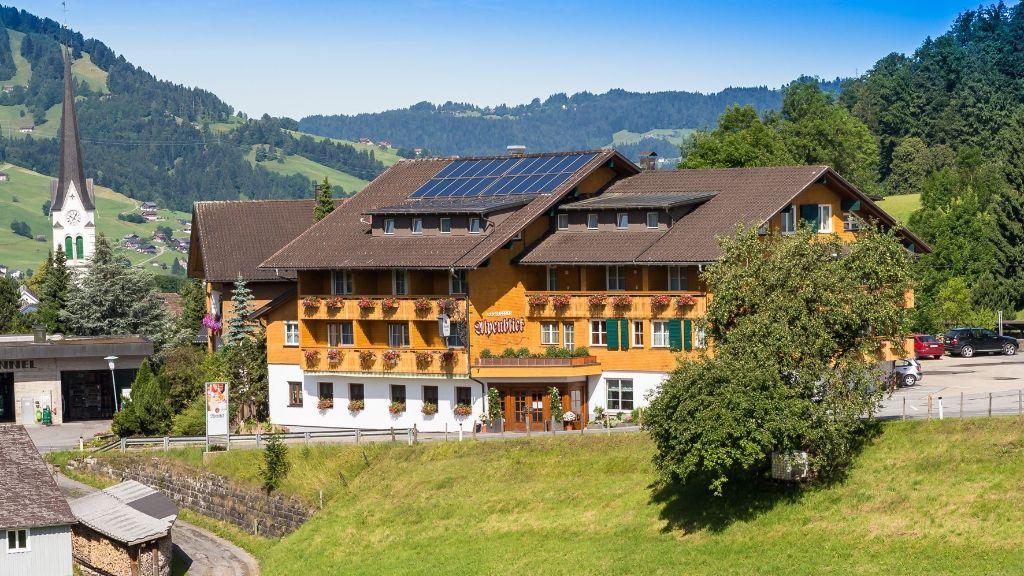 Genusshotel Restaurant Alpenblick Lingenau Exterior view - Genusshotel_Restaurant_Alpenblick-Lingenau-Exterior_view-3-102984.jpg