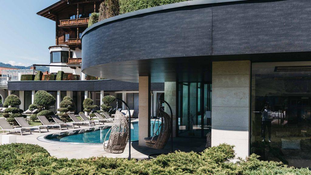 Sterne Hotel In St Johann Im Pongau