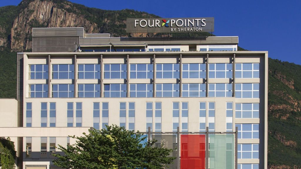 Four Points by Sheraton Bolzano Bolzano Exterior view - Four_Points_by_Sheraton_Bolzano-Bolzano-Exterior_view-2-146961.jpg
