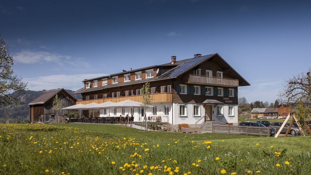 Gasthof Der Waelderhof Lingenau Aussenansicht - Gasthof_Der_Waelderhof-Lingenau-Aussenansicht-5-153075.jpg