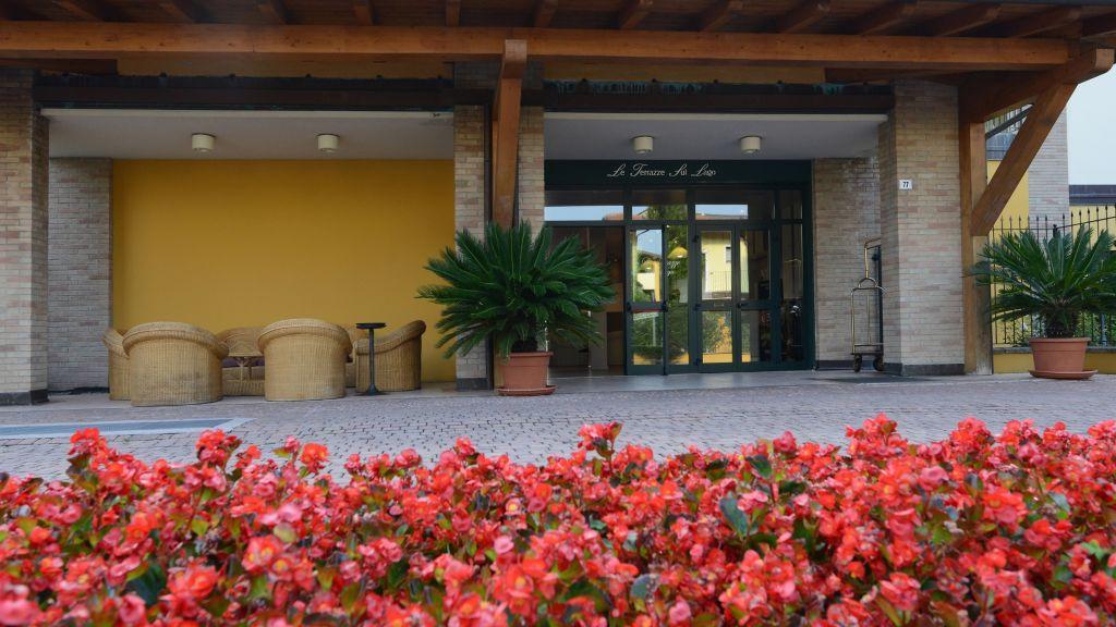 Le Terrazze sul Lago Residence Hotel, Padenghe Sul Garda - Four ...