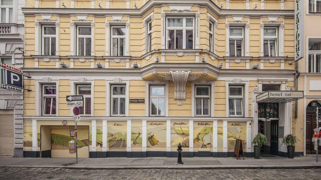 Rathaus wein design 8 bezirk josefstadt 4 sterne for Design budget hotel salinenparc 0 sterne