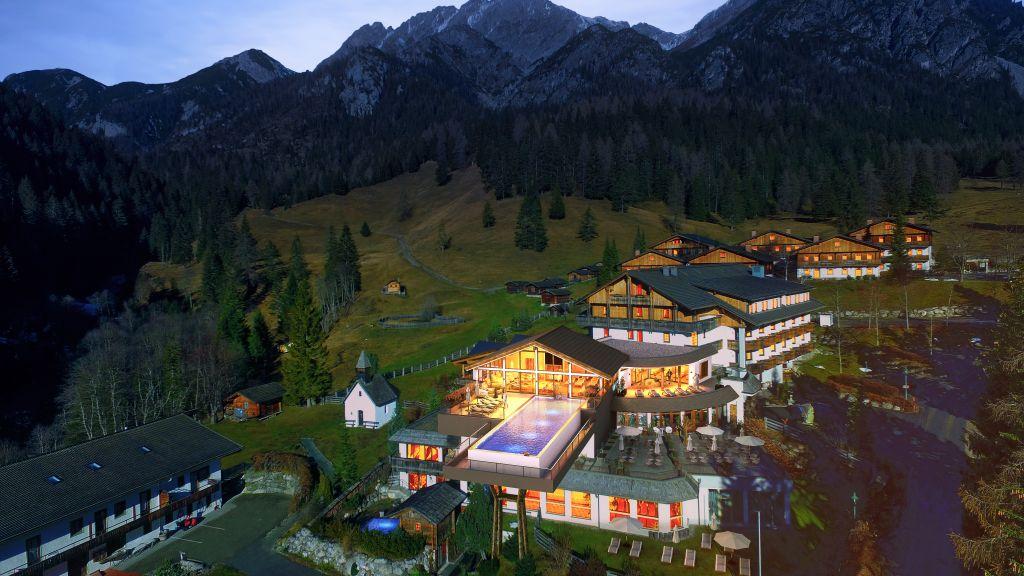 Almwellness Resort Tuffbad Sankt Lorenzen im Lesachtal Lesachtal Exterior view - Almwellness_Resort_Tuffbad-Sankt_Lorenzen_im_Lesachtal_Lesachtal-Exterior_view-2-169373.jpg