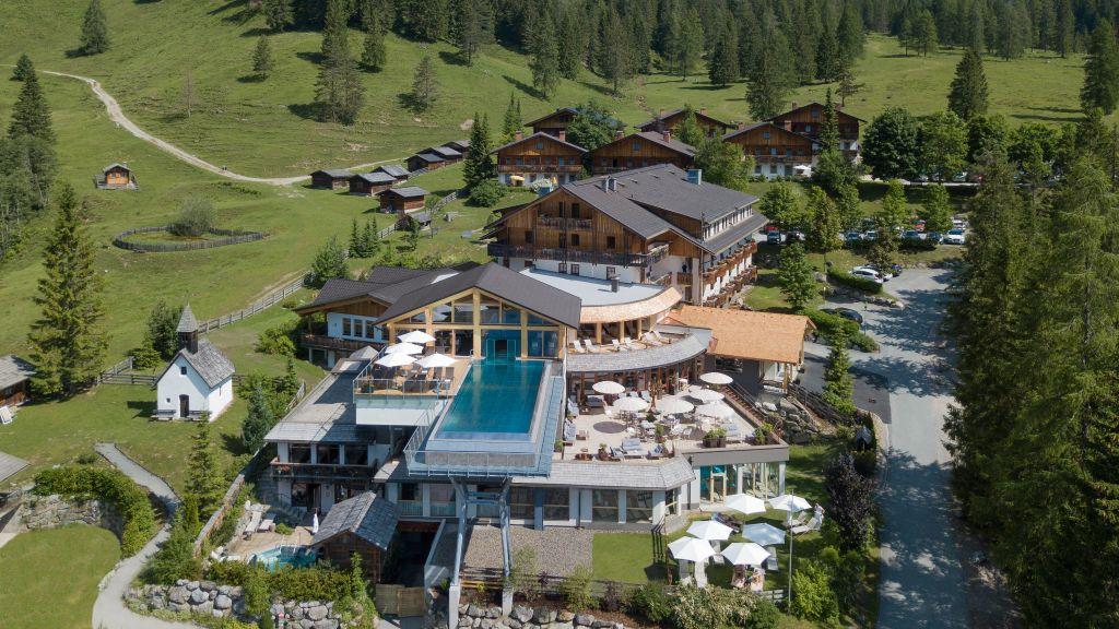 Almwellness Resort Tuffbad Sankt Lorenzen im Lesachtal Lesachtal Exterior view - Almwellness_Resort_Tuffbad-Sankt_Lorenzen_im_Lesachtal_Lesachtal-Exterior_view-3-169373.jpg