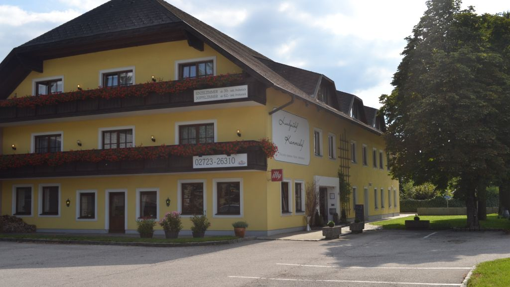 Kammerhof Landgasthof Gruenau Hofstetten Gruenau Exterior view - Kammerhof_Landgasthof-Gruenau_Hofstetten-Gruenau-Exterior_view-2-173273.jpg