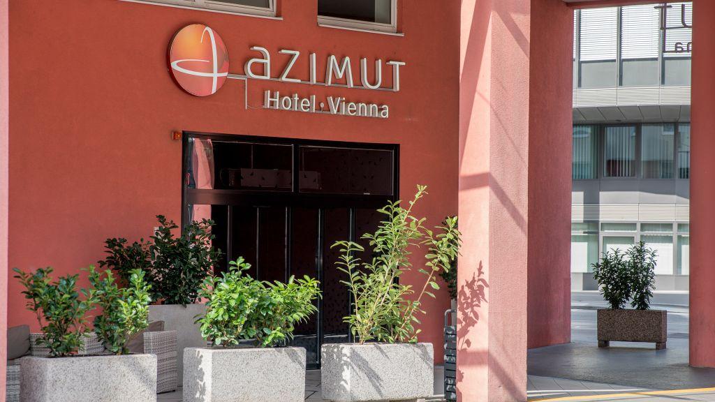 AZIMUT Hotel Wien Vienna Hotel outdoor area - AZIMUT_Hotel_Wien-Vienna-Hotel_outdoor_area-221447.jpg