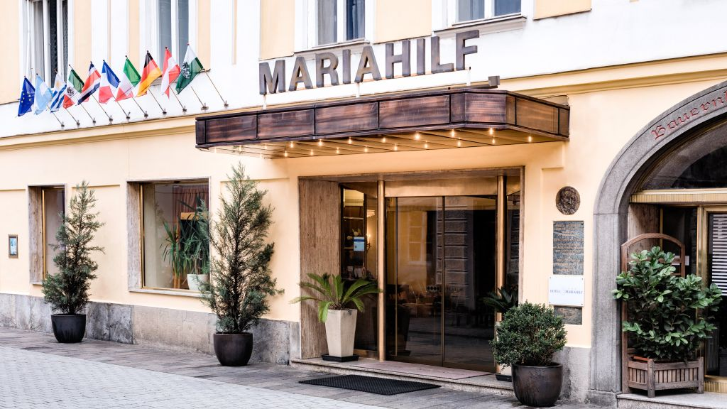 Hotel Mariahilf Graz Exterior view - Hotel_Mariahilf-Graz-Exterior_view-1-222209.jpg