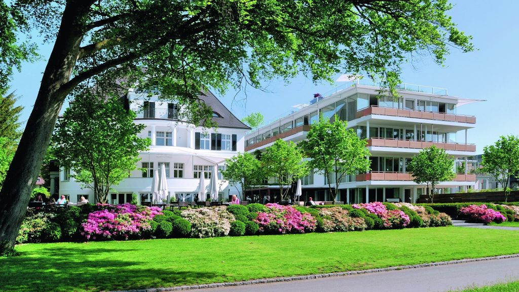 Riva Das Hotel Am Bodensee Constance 5 Stars Hotel Tiscover En
