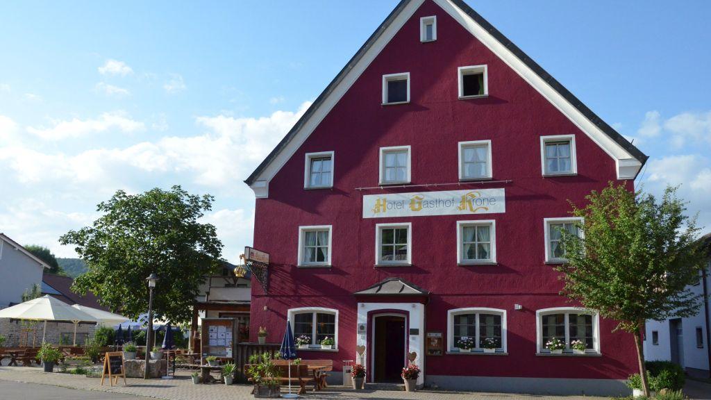 Krone Gasthof Kinding Aussenansicht - Krone_Gasthof-Kinding-Aussenansicht-1-389964.jpg