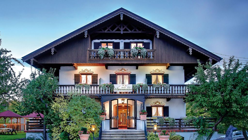 Alpensonne Bad Wiessee 3 Sterne Hotel Tiscover