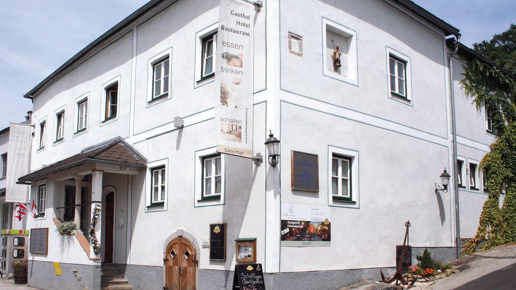 Schiffsmeisterhaus Ardagger Markt Aussenansicht - Schiffsmeisterhaus-Ardagger_Markt-Aussenansicht-401308.jpg