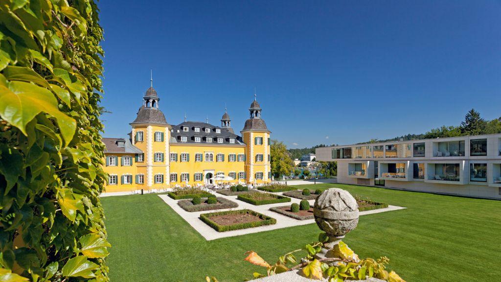 Falkensteiner Schlosshotel Velden Velden am Woerthersee Hotel outdoor area - Falkensteiner_Schlosshotel_Velden-Velden_am_Woerthersee-Hotel_outdoor_area-402562.jpg