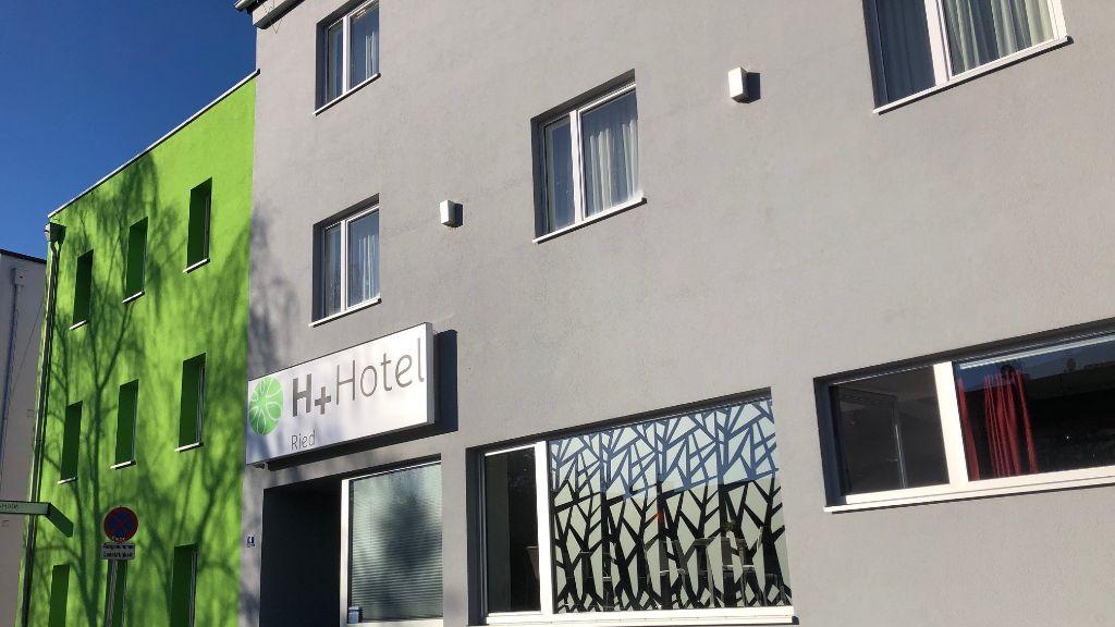H Hotel Ried Ried im Innkreis Aussenansicht - H_Hotel_Ried-Ried_im_Innkreis-Aussenansicht-2-411439.jpg