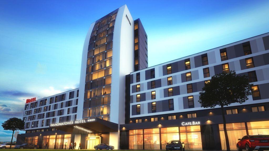 Pannonia Tower Parndorf Hotel outdoor area - Pannonia_Tower-Parndorf-Hotel_outdoor_area-1-418454.jpg