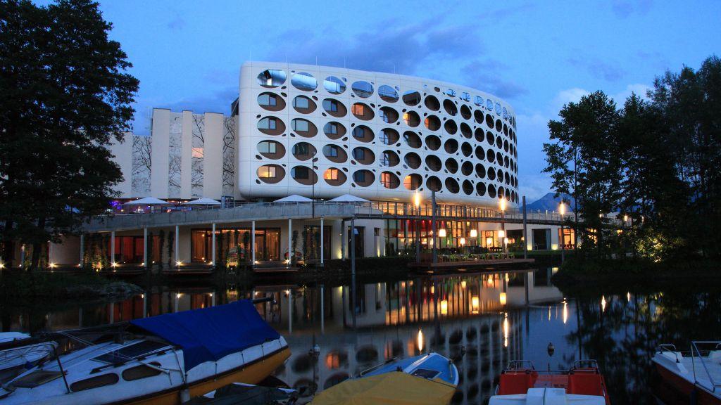 seepark congress spa klagenfurt four star hotel tiscover en rh tiscover com