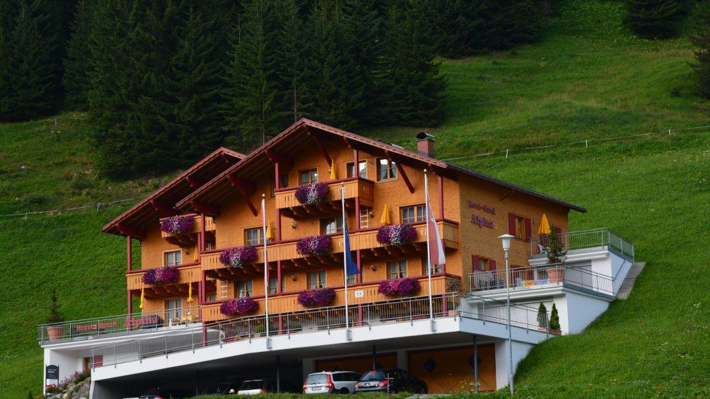 Alpina Hotel Garni Damüls Welcome - Hotel alpina austria