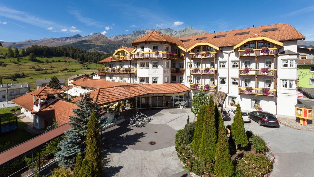 Hotel Post In Nauders