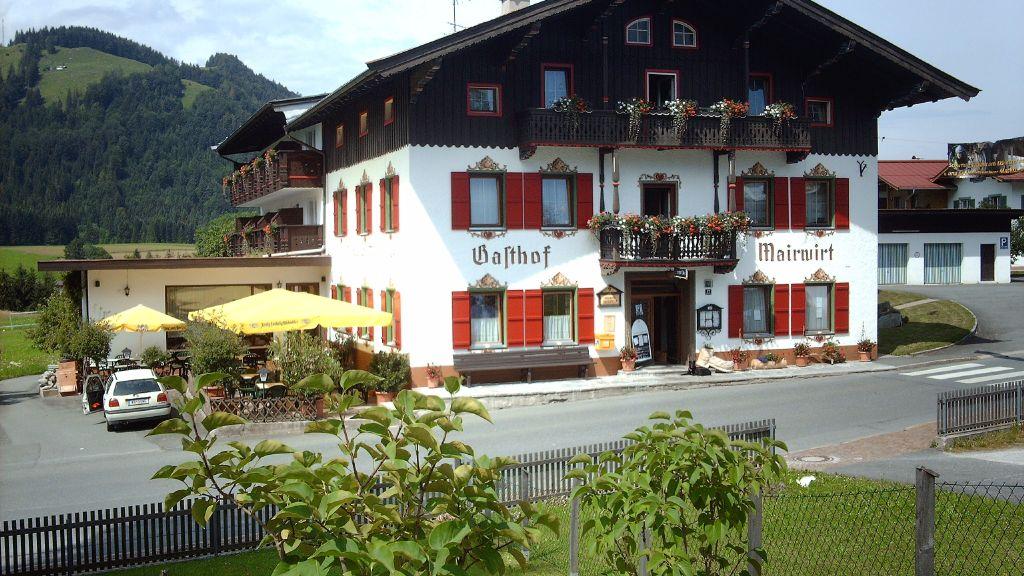 Gasthof Mairwirt Schwendt Aussenansicht - Gasthof_Mairwirt-Schwendt-Aussenansicht-434129.jpg