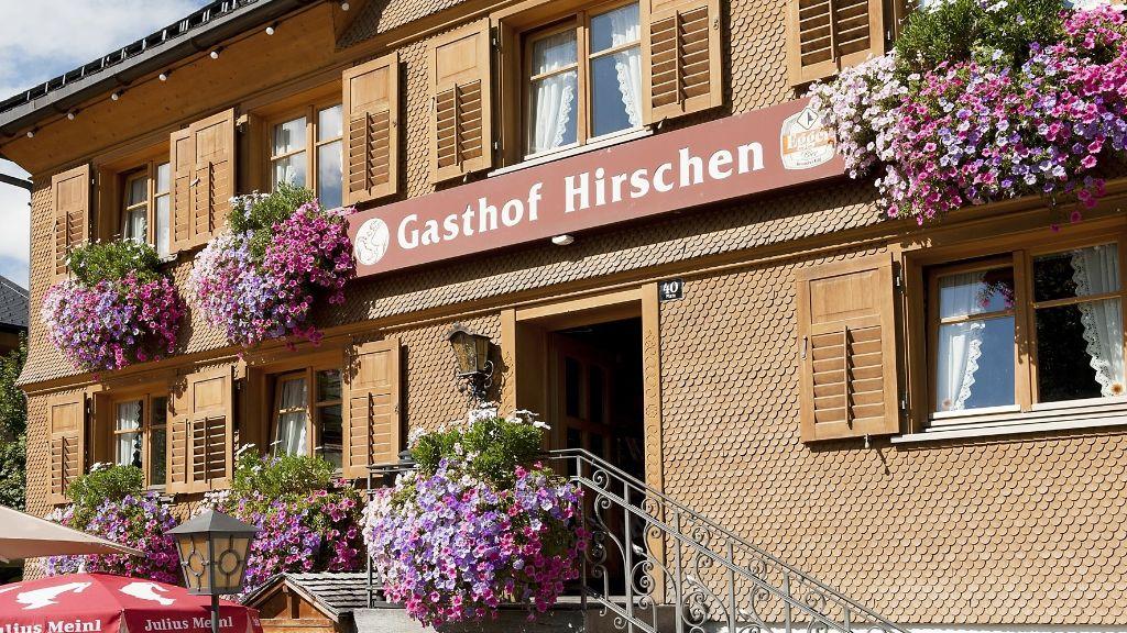 Hotel Gasthof Hirschen Bezau Aussenansicht - Hotel_Gasthof_Hirschen-Bezau-Aussenansicht-3-435154.jpg