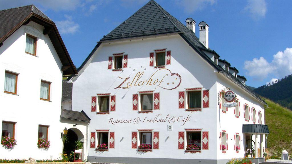 Landhotel Restaurant Zellerhof Lunz am See Aussenansicht - Landhotel_Restaurant_Zellerhof-Lunz_am_See-Aussenansicht-1-436057.jpg
