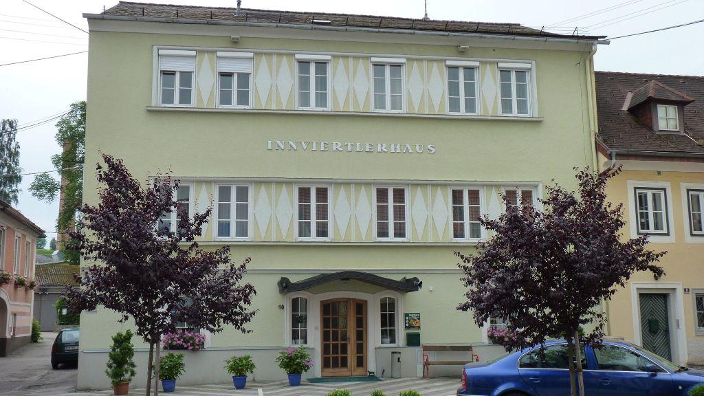 Gasthof Hametner mit Innviertler Haus Bad Hall Aussenansicht - Gasthof_Hametner_mit_Innviertler_Haus-Bad_Hall-Aussenansicht-10-437325.jpg