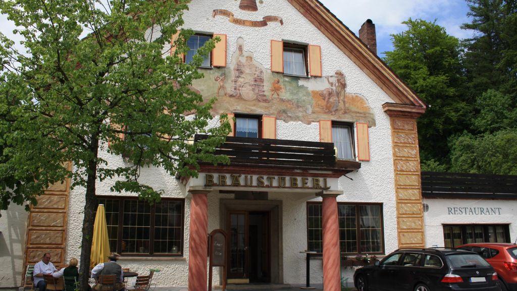 Braeustueberl Brauerei Gasthof Fuessen Aussenansicht - Braeustueberl_Brauerei-Gasthof-Fuessen-Aussenansicht-1-457397.jpg