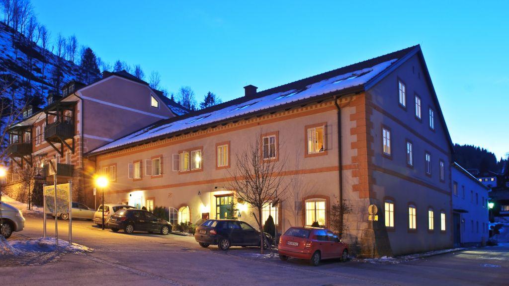JUFA Hotel Murau Lassnitz bei Murau Steirisch Lassnitz Aussenansicht - JUFA_Hotel_Murau-Lassnitz_bei_Murau-Steirisch_Lassnitz-Aussenansicht-2-518295.jpg