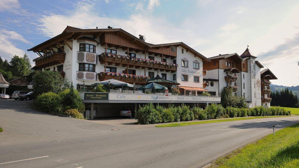Alpine Wellness Hotel Sonneck Kossen Osterreich