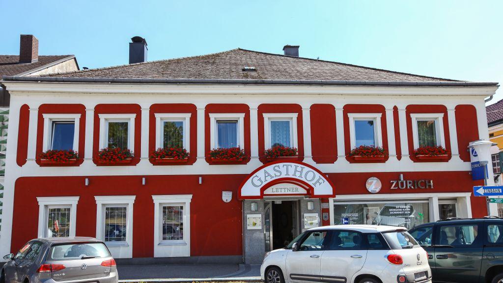 Gasthof Lettner Perg Aussenansicht - Gasthof_Lettner-Perg-Aussenansicht-1-535818.jpg