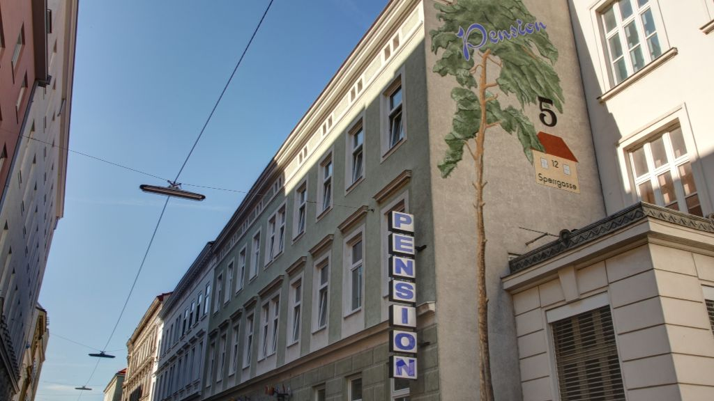 Pension Fuenfhaus Wien Aussenansicht - Pension_Fuenfhaus-Wien-Aussenansicht-13-536706.jpg