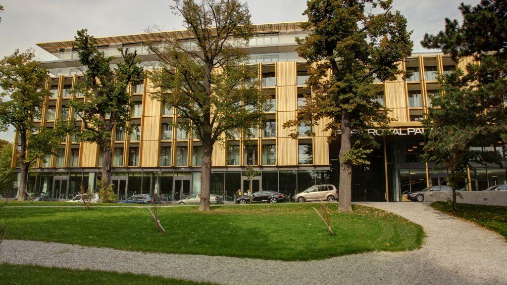 Radisson Blu Park Royal Palace Hotel 14 Bezirk Penzing 4