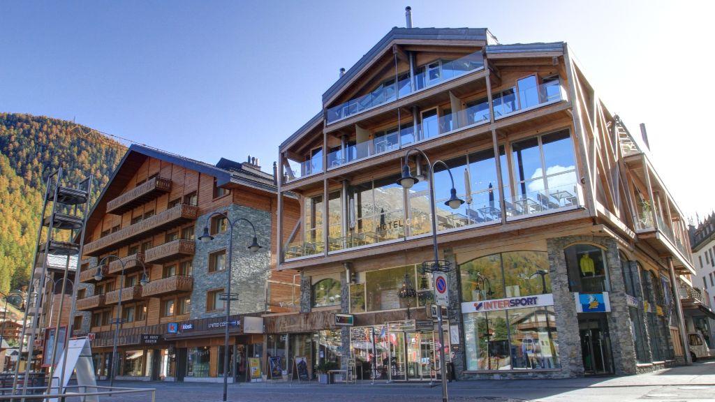 Boutique Hotel Julen Zermatt