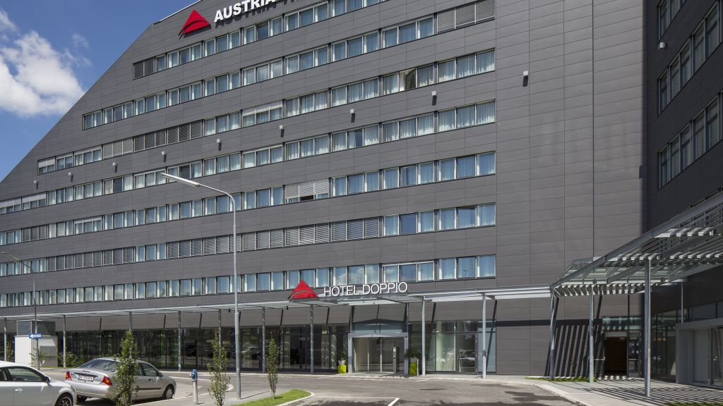 Hotel Doppio Wien