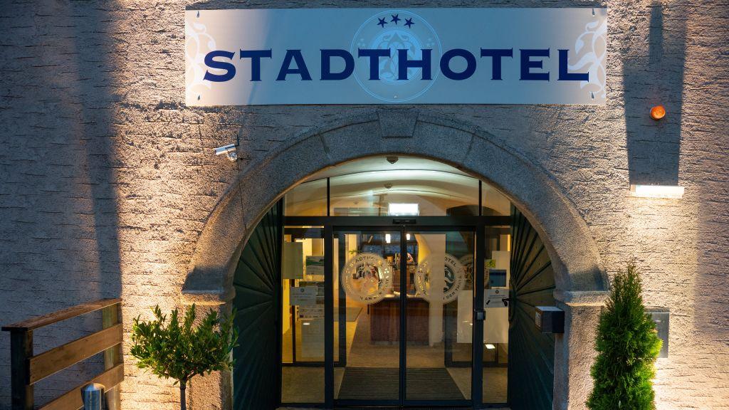 Stadthotel Waidhofen an der Thaya Aussenansicht - Stadthotel-Waidhofen_an_der_Thaya-Aussenansicht-3-547358.jpg
