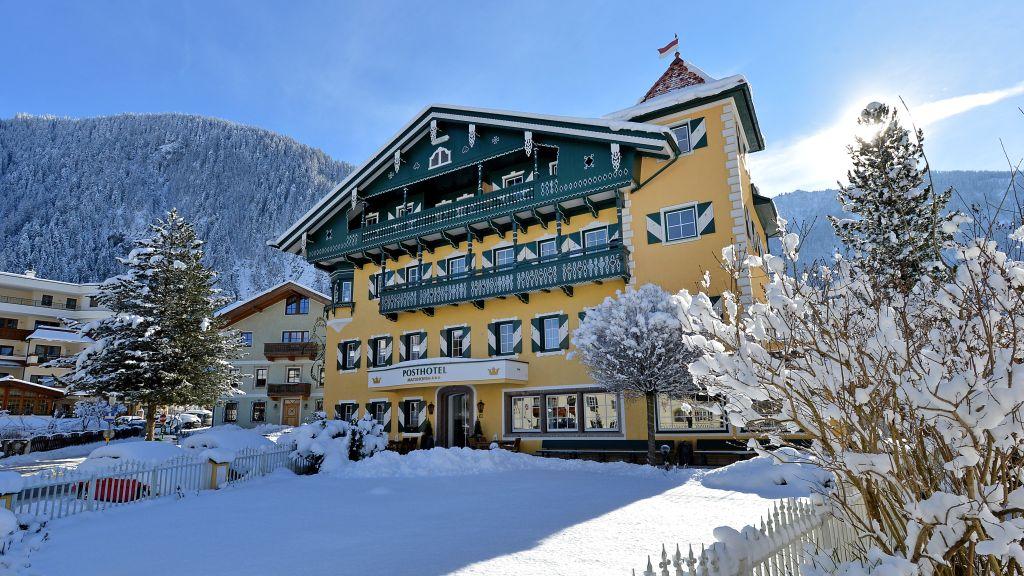 Posthotel Mayrhofen Aussenansicht - Posthotel-Mayrhofen-Aussenansicht-5-553483.jpg