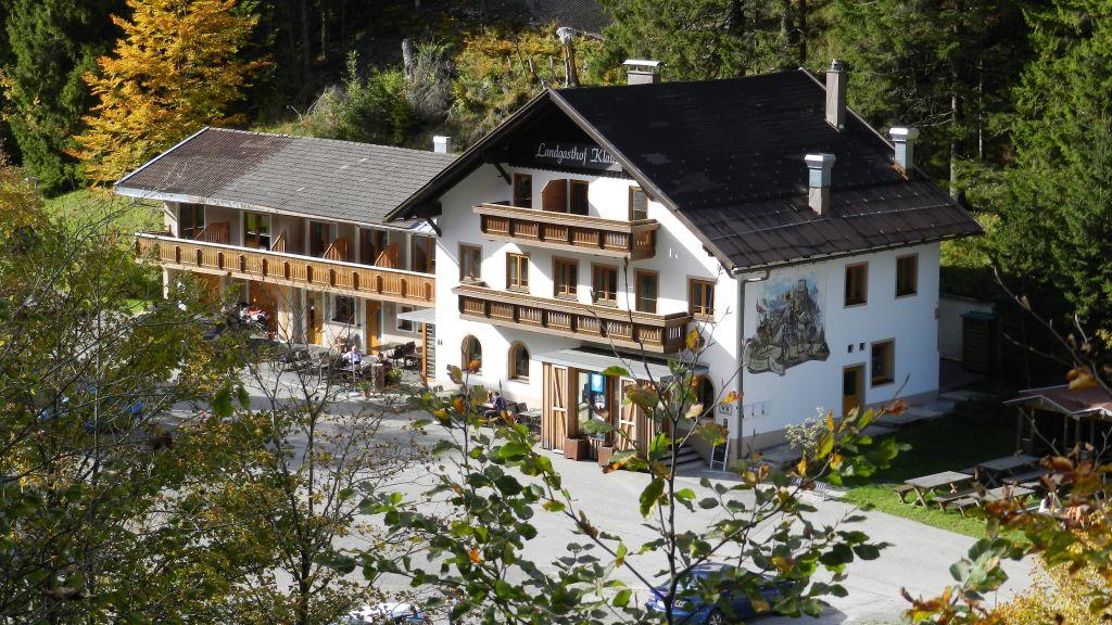 Klause Hotel Gasthof Reutte Aussenansicht - Klause_Hotel-Gasthof-Reutte-Aussenansicht-4-625640.jpg