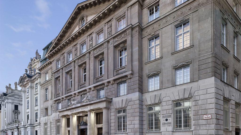 Park Hyatt Vienna Vienna Five Star Hotel Tiscover En