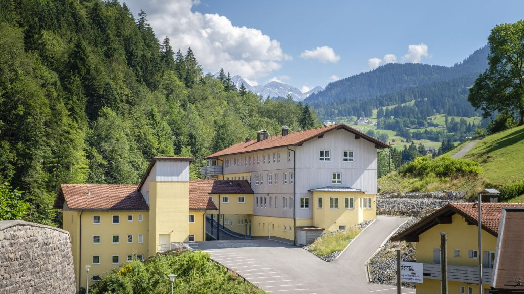 Hotel Oberstdorf Booking