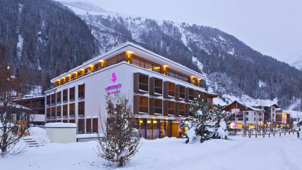 St Anton Austria Hotels