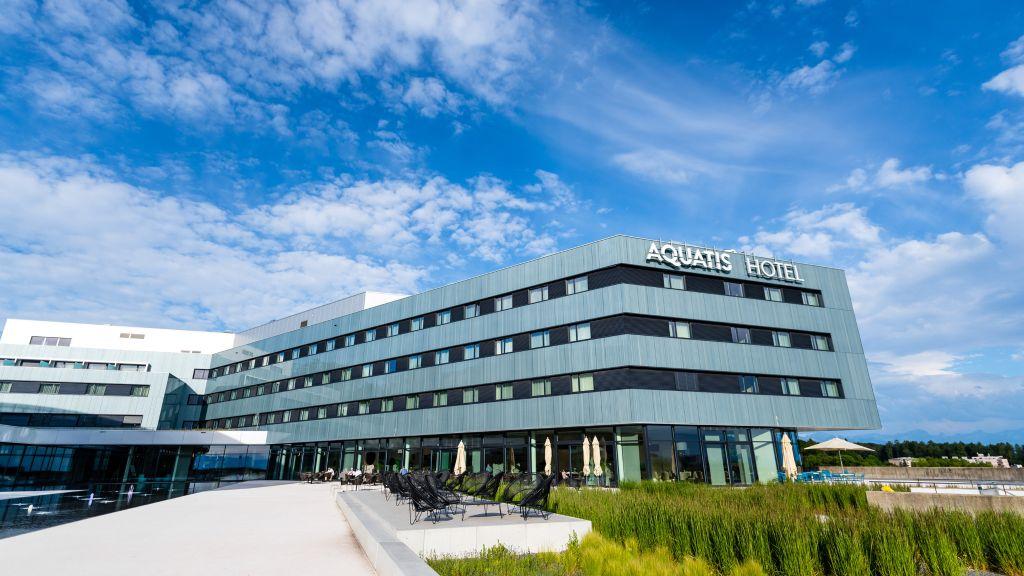 Aquatis Hotel Lausanne Hotel outdoor area - Aquatis_Hotel-Lausanne-Hotel_outdoor_area-690055.jpg