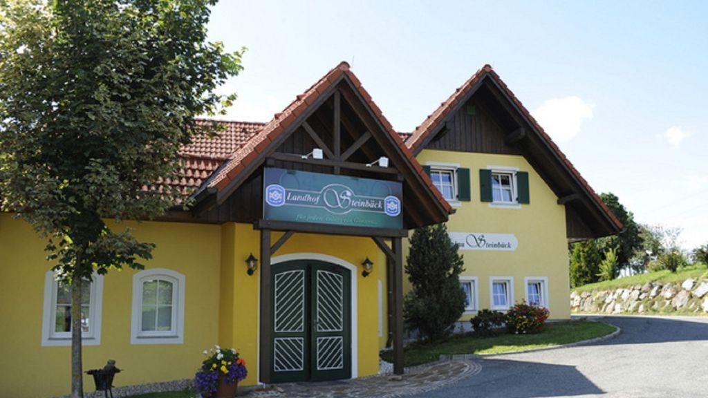 Landhof Steinbaeck Sankt Stefan ob Stainz Aussenansicht - Landhof_Steinbaeck-Sankt_Stefan_ob_Stainz-Aussenansicht-692560.jpg